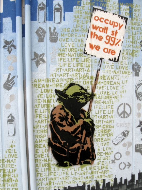 Yoda and Occupy