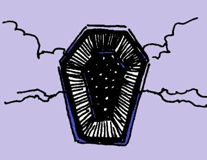 universal coffin l