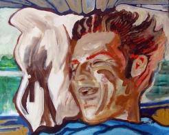 """Willard 2013 Acrylic on Canvas 16""""x20"""""""