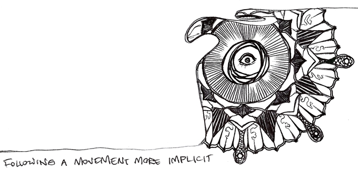 Following a Movement More Implicit s
