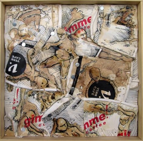 Caffeine Kaos by Judith Samper