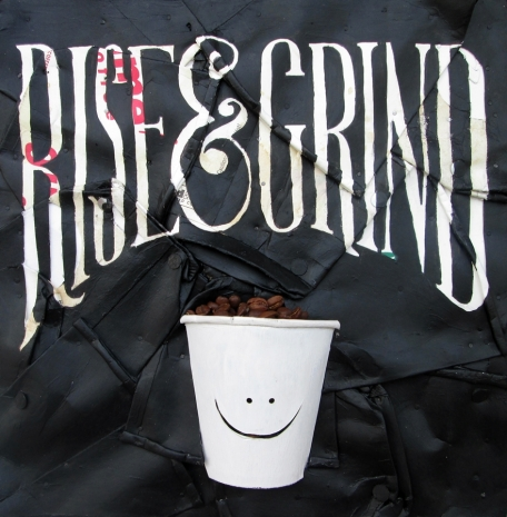 Rise & Grind by Kemeya Harper