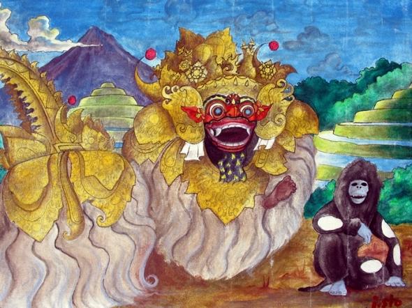 Bali Barong 2005 s